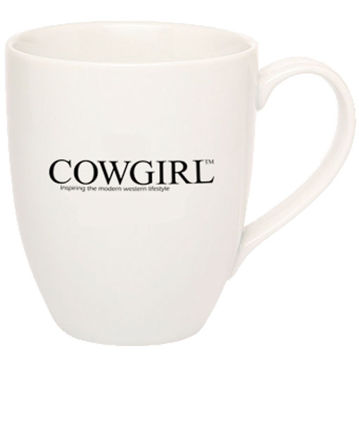 Cowgirl Bistro Mug
