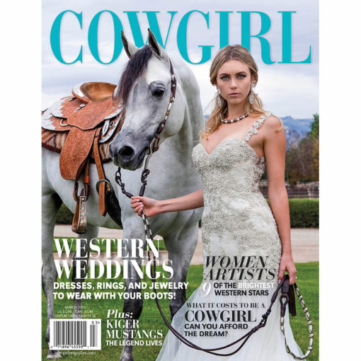 Cowgirl Magazine Western Weddings Dresses Rings Jewelry Boots Kiger Mustangs Women Western Artists