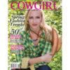 Cowgirl Magazine March-April 2013 Cover | Morgan Horses