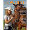 Cowgirl Magazine September-October 2011 Cover | Cutting Horses