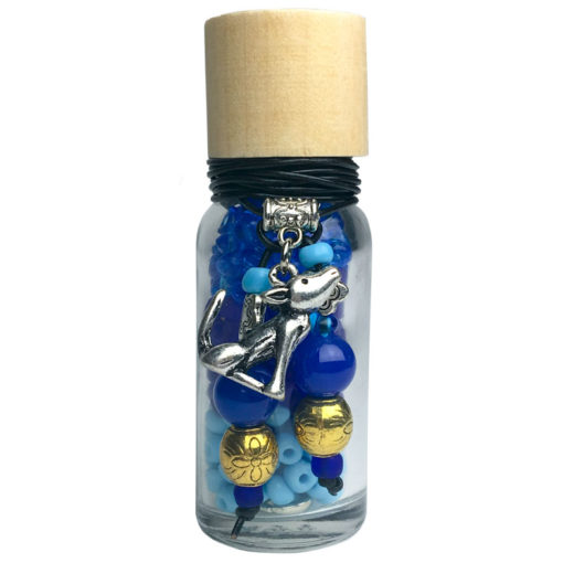 Coyote Cowgirl Bead Bottle | DIY Bracelets and Necklaces