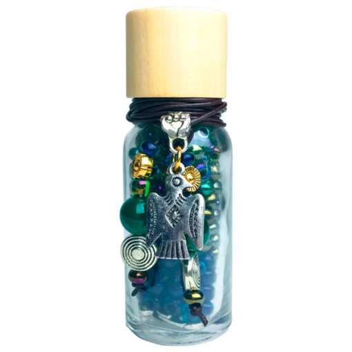 Thunderbird Bead Bottle | DIY Bracelets and Necklaces