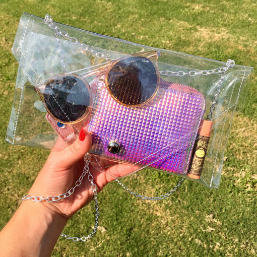 See Through Bag