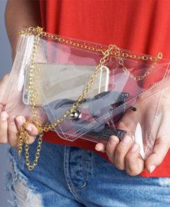 See Through Bag