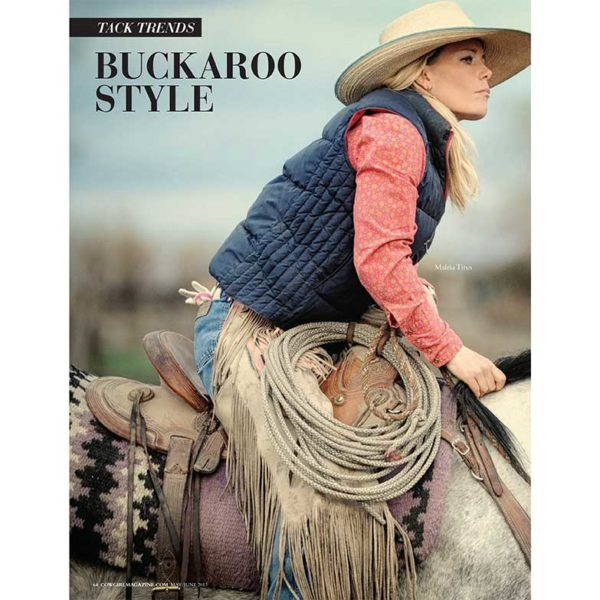 Cowgirl Magazine May-June 2017 | Buckaroo Style