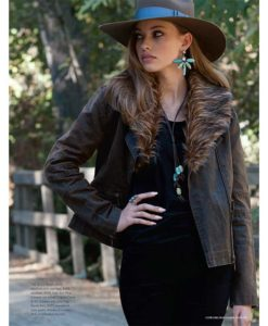 Cowgirl Magazine January February 2018   Winter's Stand Out Jackets
