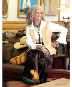 Cowgirl Magazine May-June 2018 | Cowgirl Spirit-Donna Howell-Sickles