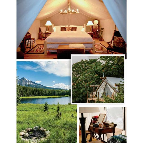 Cowgirl Magazine March-April 2018 | Glamping The Collective