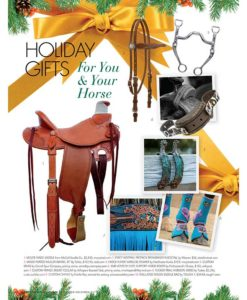 Cowgirl Magazine November-December 2017 | Holiday Gift Guide