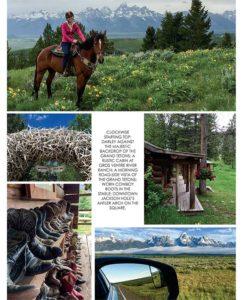 Cowgirl Magazine September-October 2017 | Jackson Wyoming Retreat