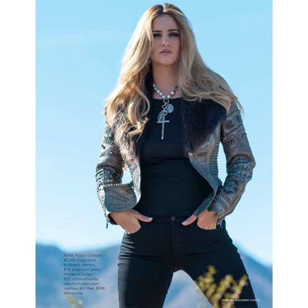 Cowgirl Magazine January-February2017 | Outerwear Fashion Jackets