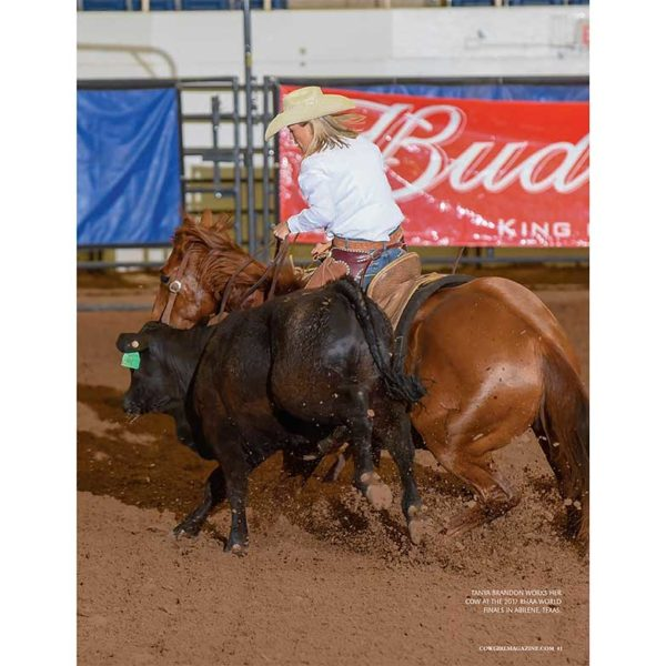 Cowgirl Magazine May-June 2018 | All In A Day's Work-RHAA
