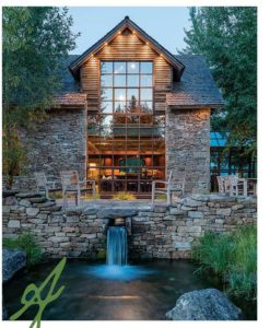 Cowgirl Magazine January-February 2017 | The Creamery Stone Home