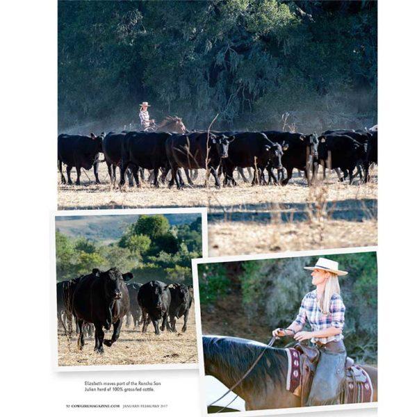 Cowgirl Magazine January-February 2017 | Modern Rancher