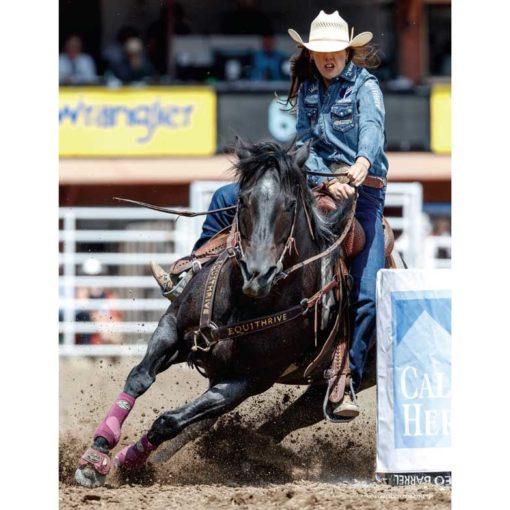 Cowgirl-Magazine-NovDec2019-Nellie-Miller-Barrel-Racing